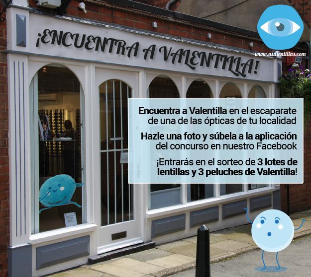 Encuentra a Valentilla