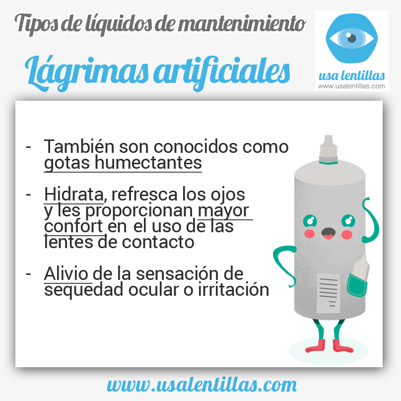 Lágrimas artificiales