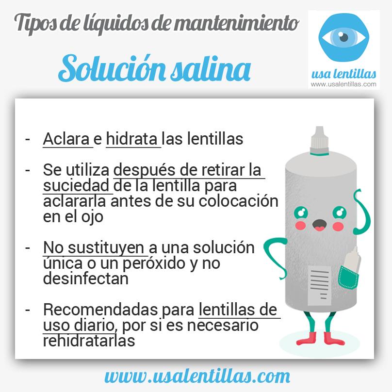 Solución salina