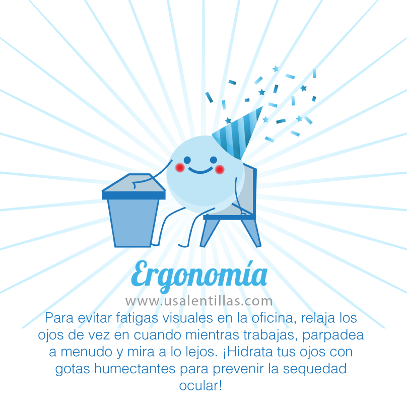 ergonomía visual