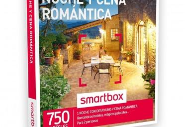 1 pack NOCHE Y CENA ROMÁNTICA. 750 románticos hoteles, mágicos palacetes, casonas en plena naturaleza