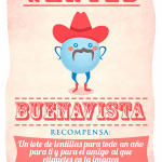Wanted BUENAVISTA