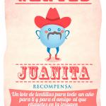 Wanted JUANITA