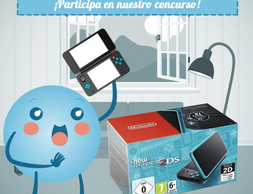 ¡Sorteamos una Nintendo New 2DS XL!