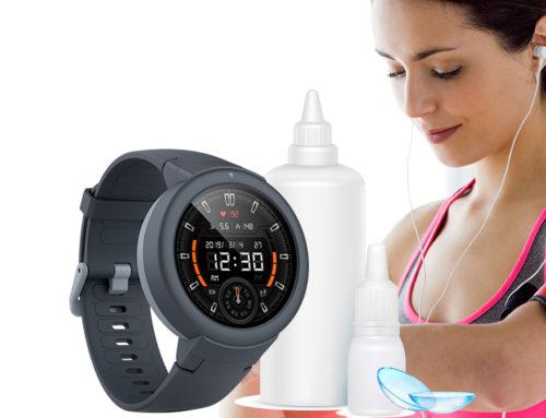 ¡Concurso! Participa y gana un smartwatch y un pack de lentes de contacto
